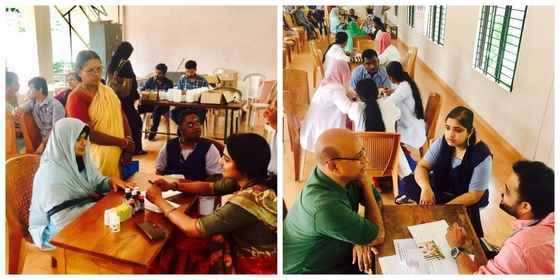 Consciousness programmes & Camp Marked World Mental Health Day