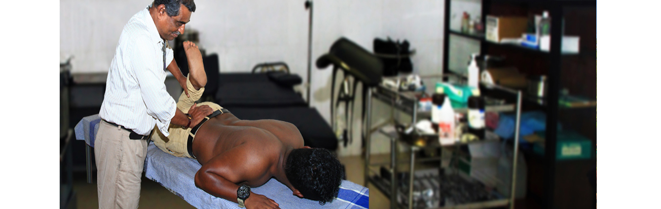 Ayurveda Treatment for Back pain in Calicut
